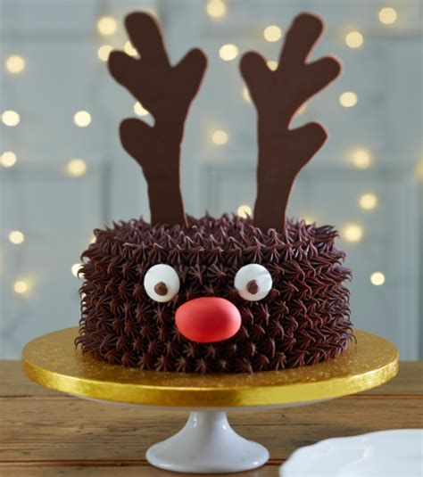 how to make a reindeer cake hobbycraft blog