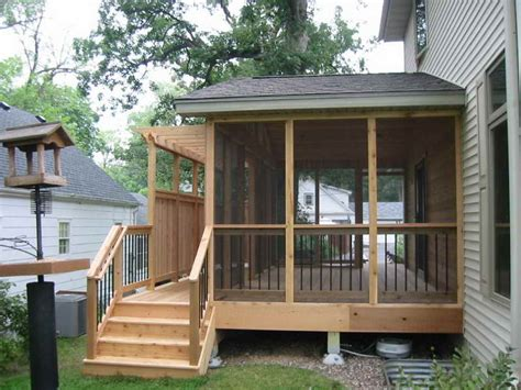 Image From Http Fortikur Com Wp Content Uploads 2013 09 House Plans With Screened In Porch