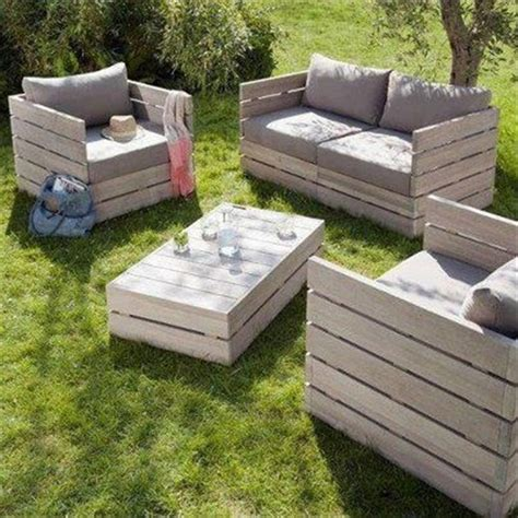 sofa made from pallets pallet sofa inexpensive seating arrangement ideas