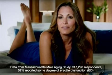 viagra commercial actress who is she why does every woman in a viagra ad pose like this