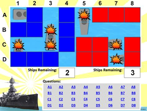 battleship powerpoint template battleship powerpoint template classroom