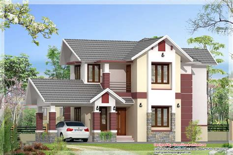 kerala new house plans photos small house studio