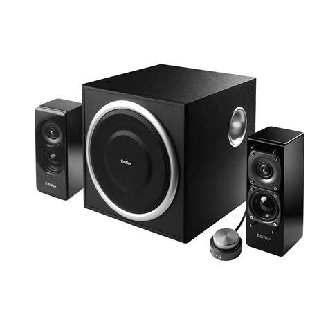 Edifier S730 Multimedia Speaker edifier usa s330d 2 1 speakers with large subwoofer