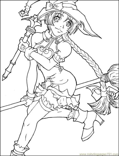 Anime Line Art Coloring Pages Coloring Home Anime Vire Coloring Pages Printable