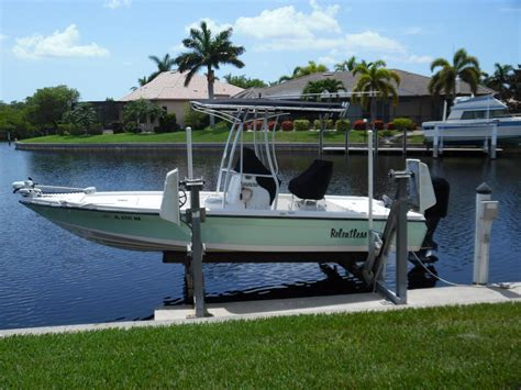 century saltwater boats 2006 used century 2202 inshore saltwater fishing boat for