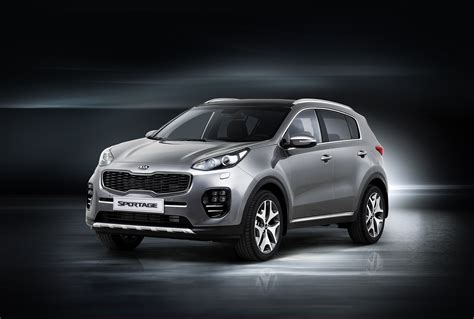 When Is The New Kia Sportage Coming Out The 2016 Kia Sportage Is Here And It Comes With Lots Of