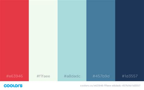 color schemes 2017 34 beautiful color palettes for your next design project
