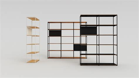 Prefab Shelves Modular Shelving By Modiste Moco Loco Submissions