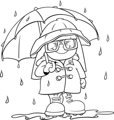 weather coloring pages for preschool weather coloring pages preschool coloring home