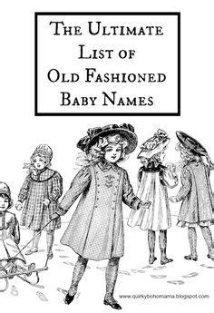 Old fashioned names on pinterest baby names girl names and vintage