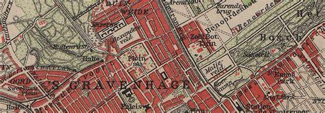 gravenhage netherlands map scheveningen the hague den haag s gravenhage environs