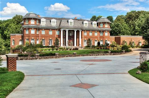 us mansions 30 000 square foot brick mega mansion in potomac md
