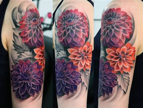 flower tattoo sleeve ideas flower sleeve tattoofanblog