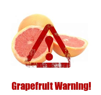 Grapefruit Detox To Clean Medications by Grapefruit Juice Can Cause A Overdose Seriously
