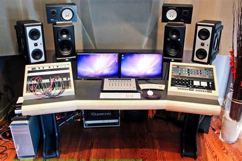 custom recording studio furniture scs home studio