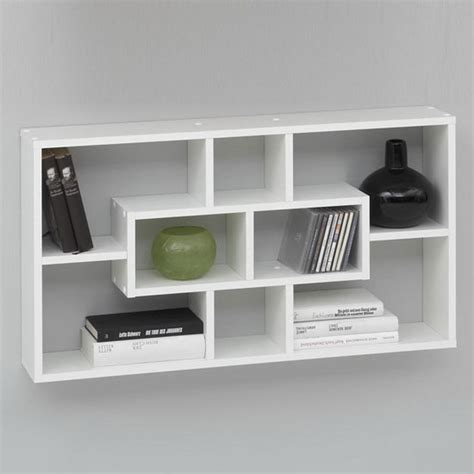 Decorative Wall Shelves In The Modern Interior Best Bookshelves For Walls