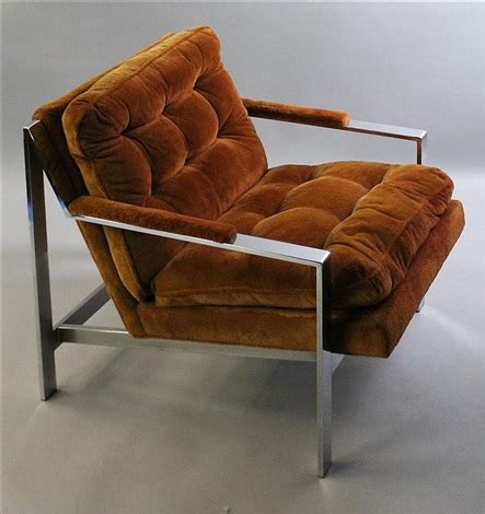 Milo Baughman Lounge Chair by No 951 103 Milo Lounge Chairs Pair By Milo Baughman On Artnet