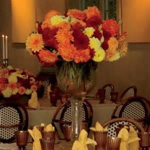 fall wedding centerpiece ideas on a budget wedding and