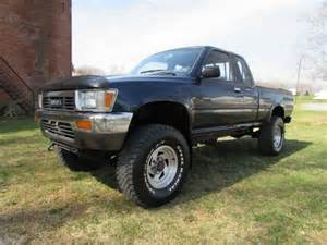 1991 Toyota Lift Kit 1991 Toyota 4wd Lift Kit No Reserve For Sale