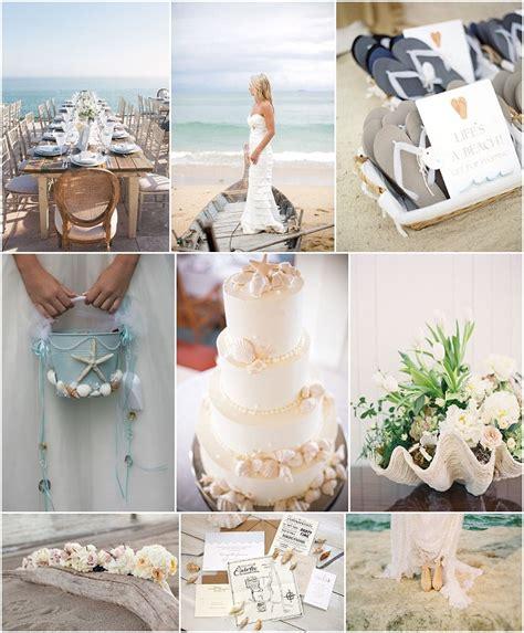 seaside celebration wedding ideas