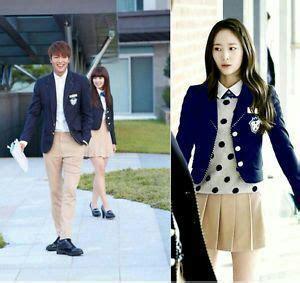 Blazer Min Ho Comby 81 uniformes escolares coreanos y japoneses korea