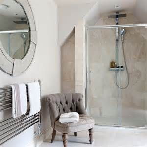 en suite bathrooms ideas classic en suite bathroom with travertine tiles