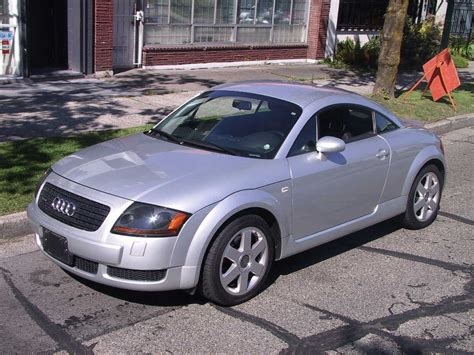 Audi Tt 1 8 Specs by Audi Tt 1 8 2001 Auto Images And Specification