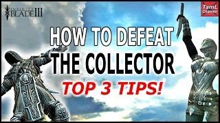 Infinity Blade 3 The Collector Infinity Blade 3 How To The Collector S Light