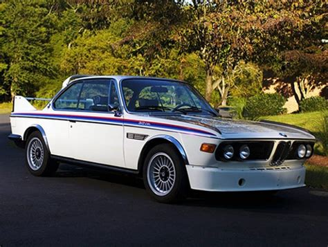 korman bmw korman modified 1974 bmw 3 0 csl batmobile bring a trailer