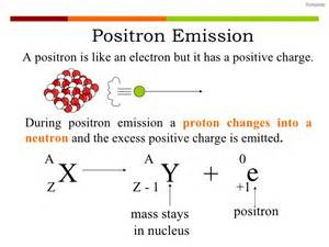 Does A Proton A Positive Charge Nuclear Decay