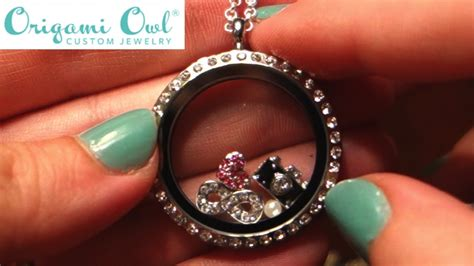 Origami Owl Living Lockets Reviews - closed origami owl living locket review and giveaway