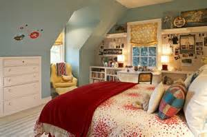 Dormer Bedroom Decorating Ideas 20 Komfortable Jugendzimmer Mit Dachschr 228 Ge Gestalten