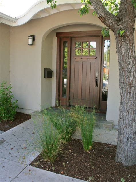 Craftsman Front Door Home Design Ideas Pictures Remodel Front Door Craftsman Style