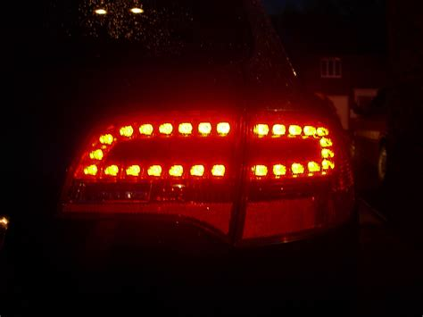 audi a6 avant c6 led tail light retrofit welcome to