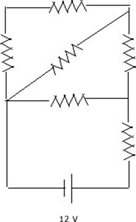 diagonal resistors 28 images analysis thevenin equivalent resistance of circuit with