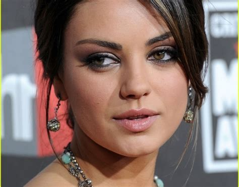Mila Kunis Born With No by Mila Kunis Profile Bio Images And Wallpapers 2011