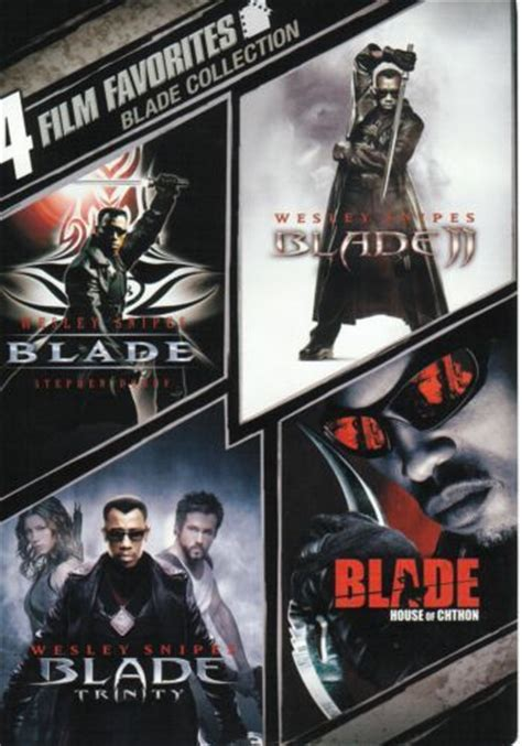 blade house of chthon blade collection blade blade ii blade trinity blade house of chthon 2009 on