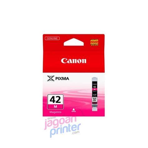 Cartridge Canon Cli 42 Magenta jual cartridge canon cli 42 magenta murah garansi