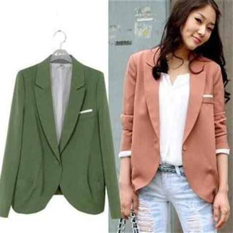 Jaket Prada Soft Blue Jaket Wanita Model Terbaru clothes trend korea 2013 new fashion trend
