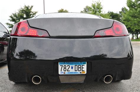 Tinted Lights by Someone Blacked Out Their Lights 10th Civic