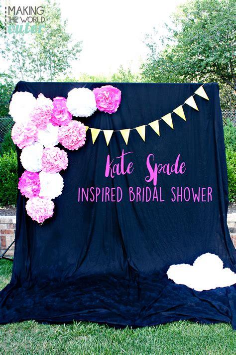 Kate Spade Inspired Bridal S Er