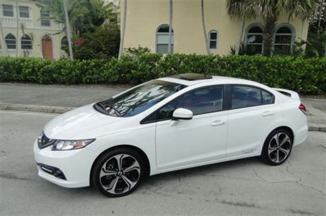 Civic Si 4 Door by 2015 Honda Civic Si 4 Door 6 Speed Only 3k