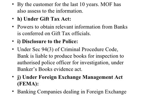 section 10 26 of income tax act banker customer relationship