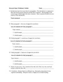 Writing A Historical Research Paper Homeschool Research Paper Outline Free Research Paper