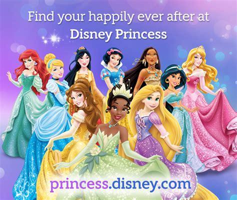 Princess New disney launches all new disney princess website