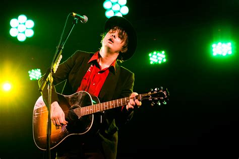 Pete Doherty Offered Reality Show by Pete Doherty Plays Libertines Hits And Crowdsurfs At