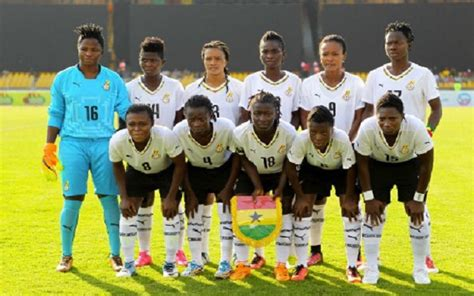 W Mba 2018 Ghan by 2018 S Wafu Nations Cup Black Lose 1 0 To