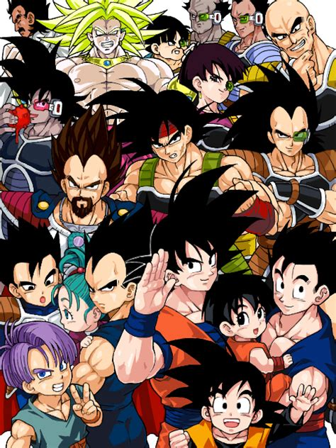 of universe and ancestors the transformation of xe xeron books pin bardock borgos bulla z gohan goku goten on