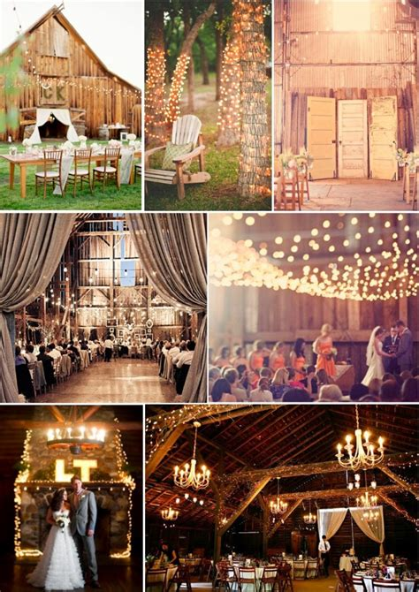 De Lovely Affair Decor Creative Wedding Lighting Ideas Lights Wedding