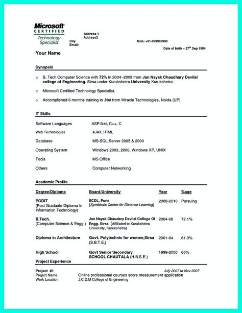 sle resume for assistant professor in computer science sle resume assistant professor of computer science new